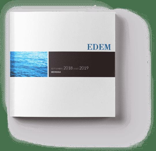 Memoria Anual EDEM