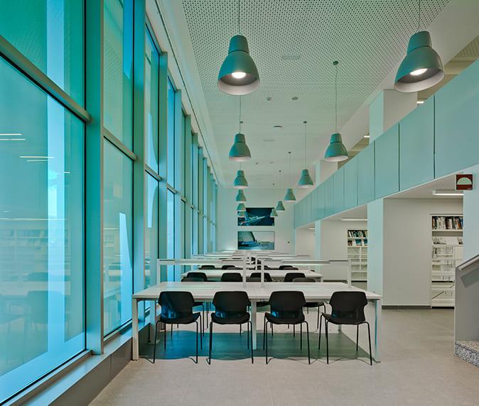 Biblioteca EDEM - Sistema de Garantía Interno de Calidad
