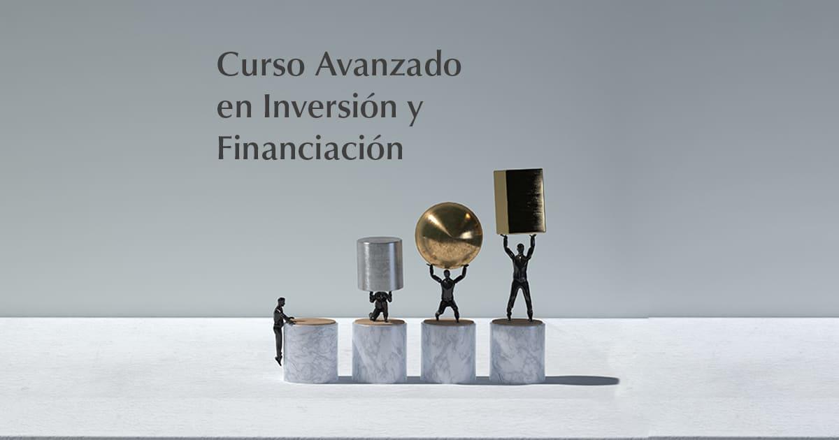 Curso Avanzado en Inversión y Financiación - EDEM Escuela