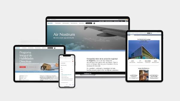 Nueva web de EDEM