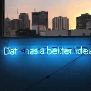 Tres experiencias y una misma pasión por los datos