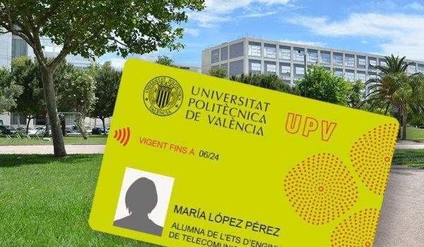 tarjeta UPV