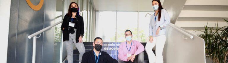 EDEM - Alumnos de IGE emprendiendo en Lanzadera con su TFG
