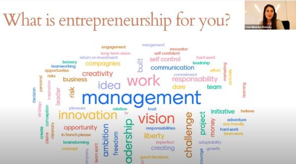 Entrepreneurship - EDEM - Bouza